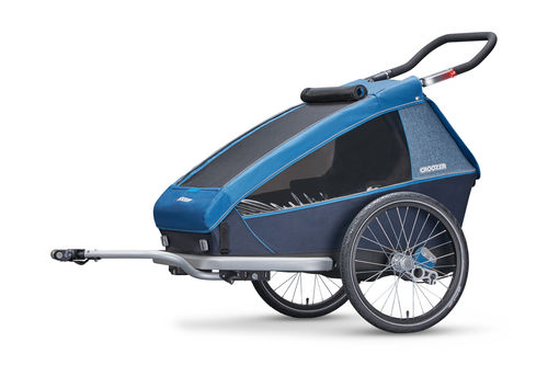 Croozer Kid Plus for 2 -pyöräkärry